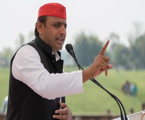 bjp is plotting to implicate opposition leaders in false cases  akhilesh