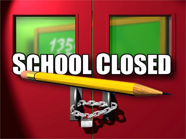 school and colleges closed
