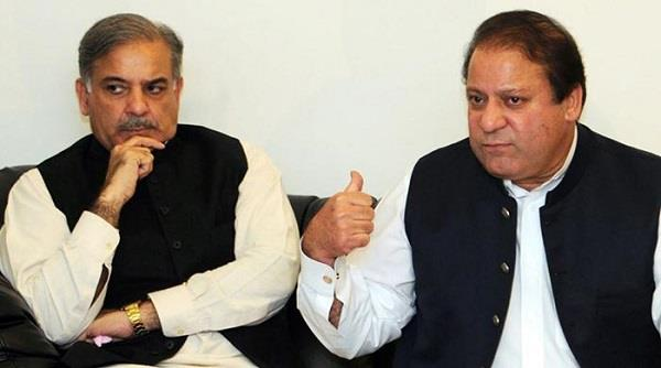 shahbaz miss the pm chair because of nawaz