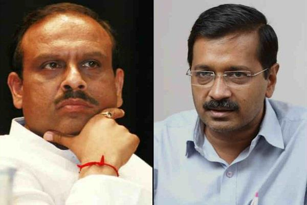 kejriwal does not have time for the people of delhi