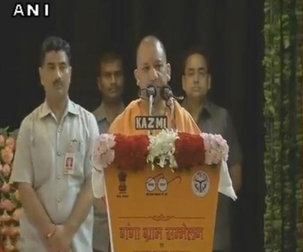 take responsibility for the death of children and resign as cm yogi