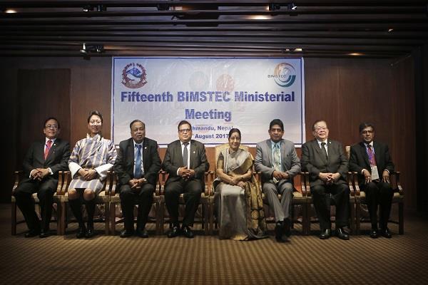 bimstec steps to tackle terrorism sushma