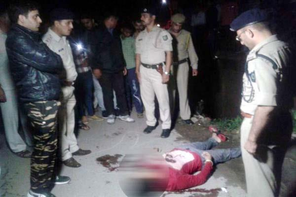 solan shootout  important clue to police  identity of such killers