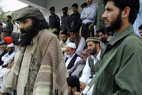 pakistan is   unhappy   by declaring hizbul mujahideen a terrorist organization