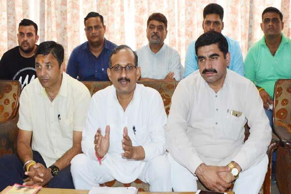 satti said biggest youth outrage rally in this district of himachal