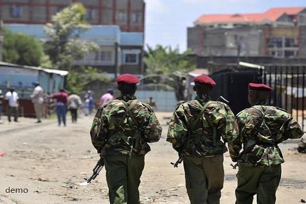 police in kenya accused of killing 100 people
