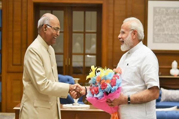 within three weeks president ramnath kovind has approved six important bills