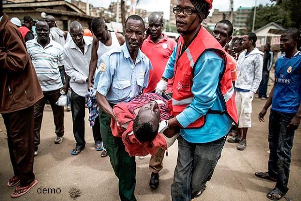 9 people shot dead in kenya