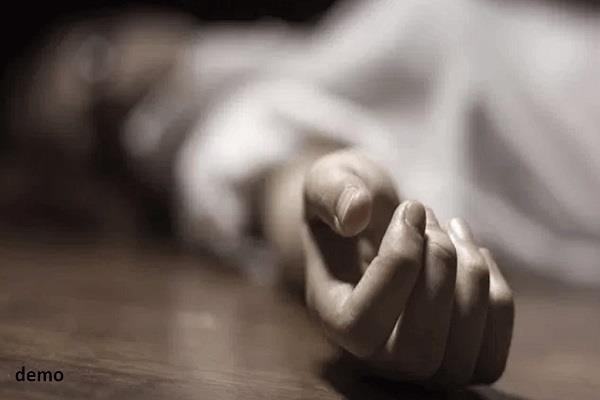 old passenger dies due to falling from saket express