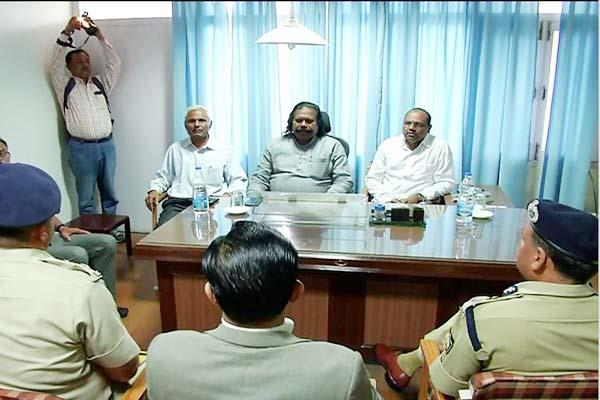 commission said action will be done after investigation on lathicharge case