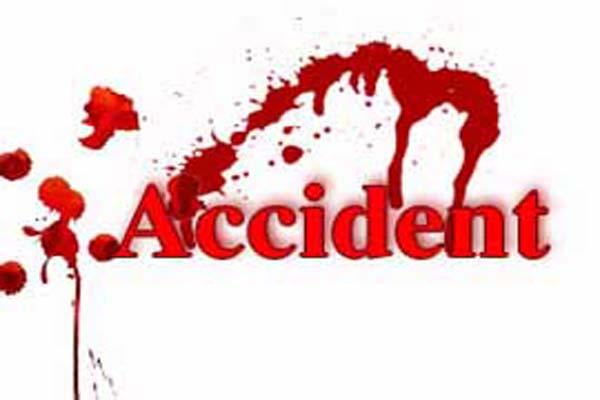 ghumaaraveen   road accident  person  death