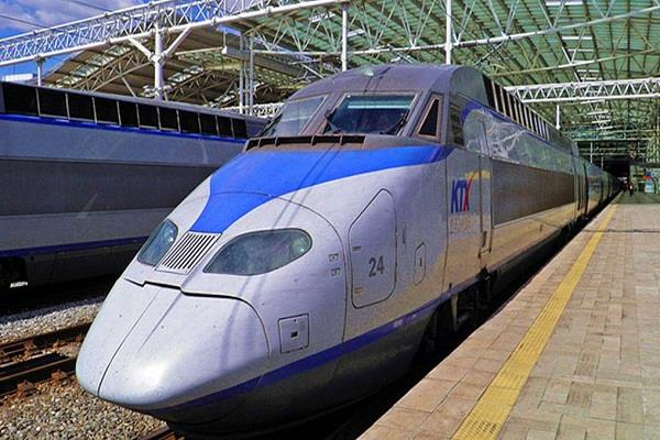 do not forget the other trains in the roundabout of the bullet train