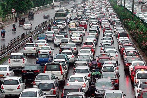 break the new transport policy as soon as it started
