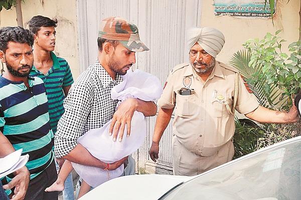 child death by drinking polio drug
