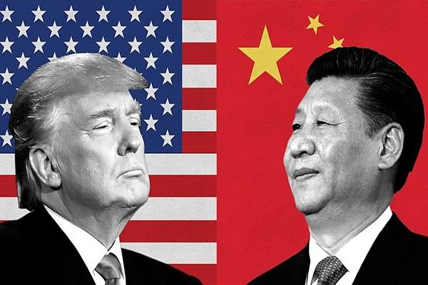 china counter on trump  said america is a big threat to its sovereignty