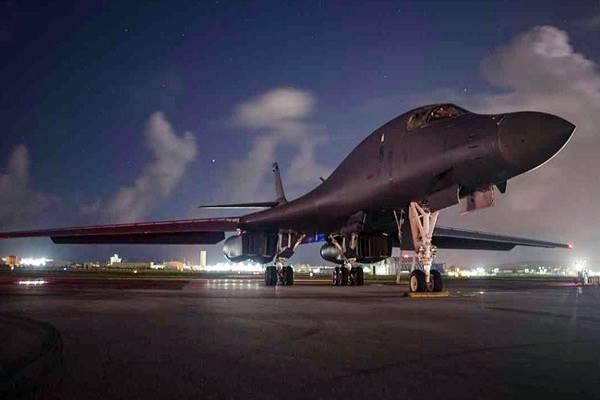 us bombers plan flights to north korea