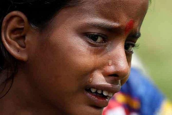 rohingya militants killed 100 hindus eye witness