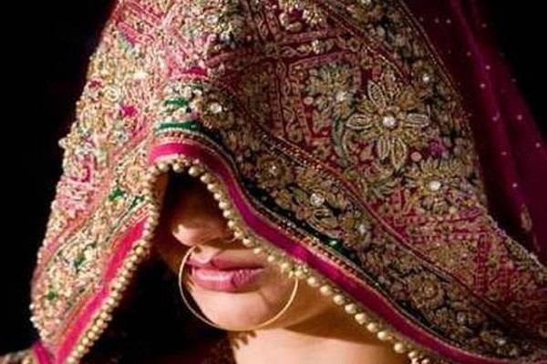 bride was pregnant during the seven rounds