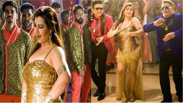 shilpa shinde trolled for her body weight in item song with rishi kapoor