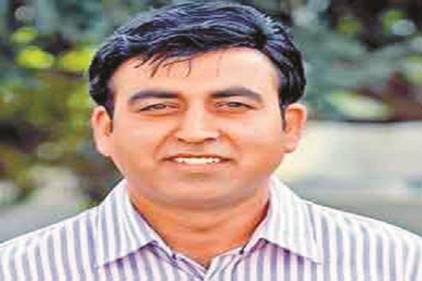 sandeep sandhu osd resigns from post