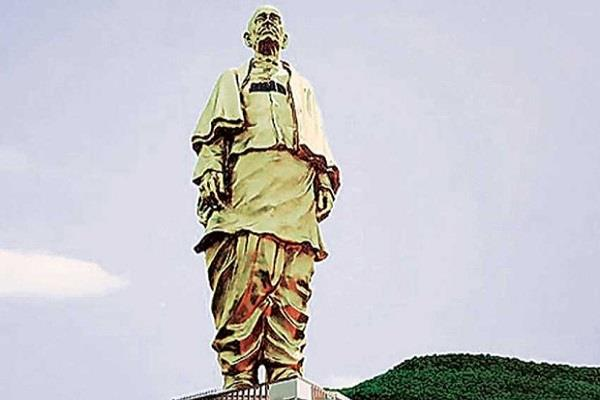 earthquake will be the worlds highest statue of statue of unity