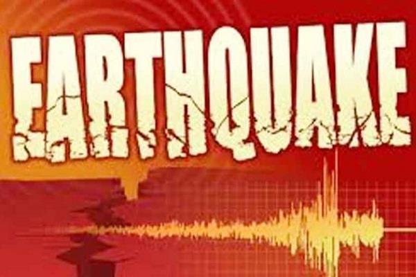 severe tremors of earthquake felt in northern japan