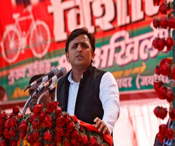 still not reformed  bjp  s address clear in 2019  akhilesh