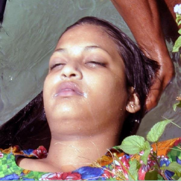 19 year old young girl found dead with bhakra