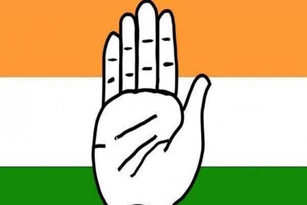congress joins handling dalit vote bank