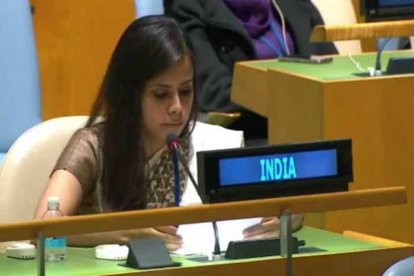 india s response to pak in the un kashmir is our
