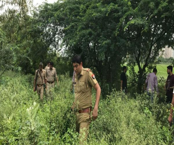 up  2 badmash injured  3 arrested in encounter with police in ghazipur