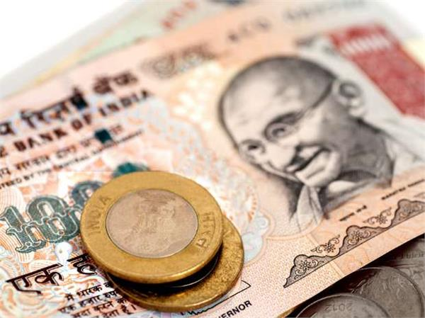rise in rupee  open at 63 98