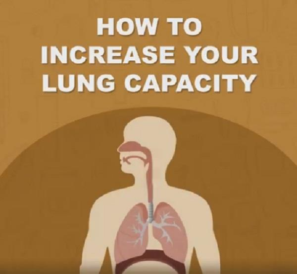 how to increase your lung capacity