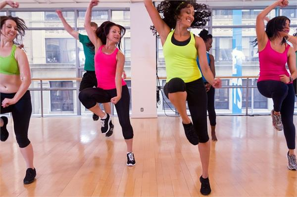 Dance therapy benefits!