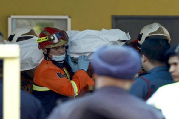 25 people mostly students killed in school fire kuala lumpur