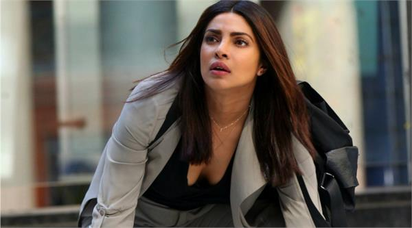 when priyanka was shown the way out of   quantico