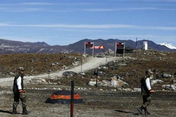 dokalam controversy  some steps left behind only chinese soldiers