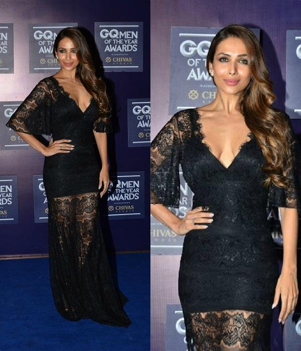 malaika arora in hot look