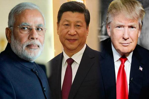 doklam dispute put the trump administration in an uncomfortable position