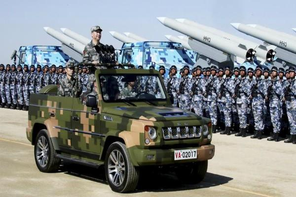 young guns close to xi jinping may get top roles in chinese army