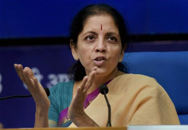 we do not need to show a 56 inch chest  nirmala sitharaman