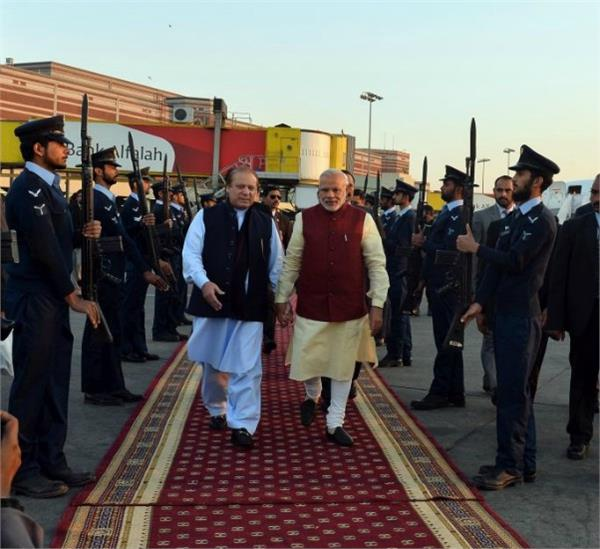 pm modi went to pakistan to break protocol