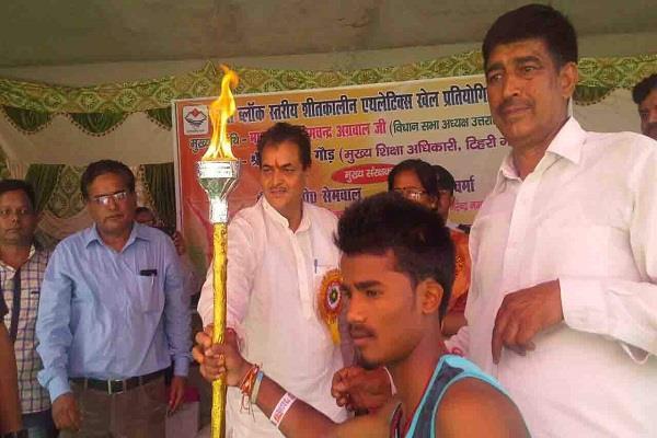 agarwal said uttarakhand has many talents