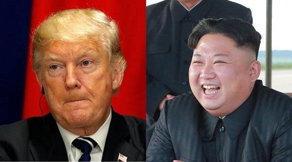 north korea  trump  s button tweet   spasm of a lunatic
