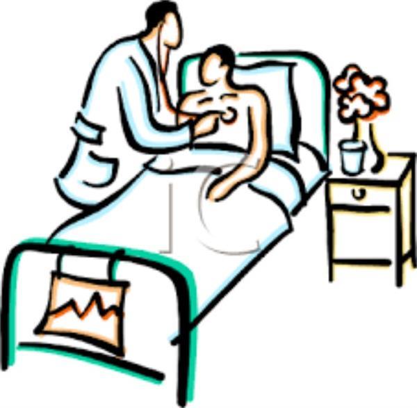 patients upset at civil hospital