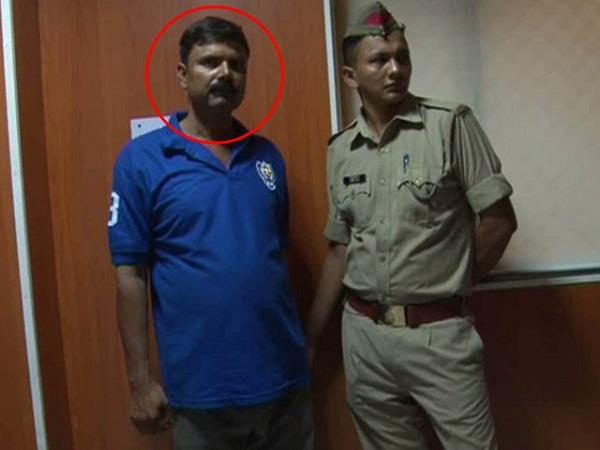 up  gangrape  s false allegation  arrested with wife imposed on police