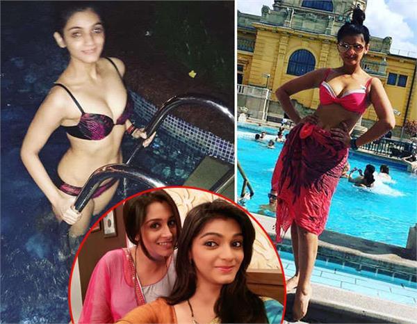 actress jyotsna chandola in bikini