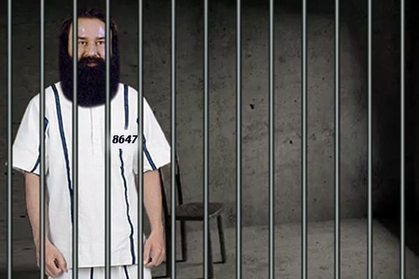 ram rahim can get out of jail if violence hits