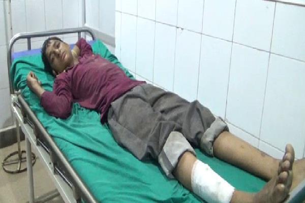 haryana gohana accident police