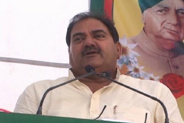 haryana gohana abhay chautala khattar government